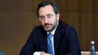 İletişim Başkanı Altun'dan TRT World'e saldırıya kınama