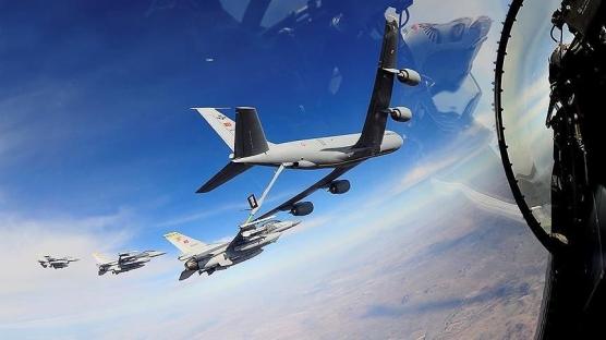 MSB: Hava Kuvvetleri Komutanlığımızın 109'uncu kuruluş yıl dönümü kutlu olsun