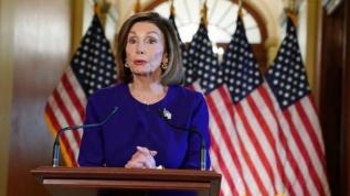 ABD Temsilciler Meclisi Başkanı'ndan Trump'a uyarı: Protestoculara karşı tonunu yumuşat