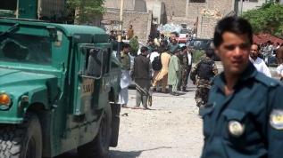 Afganistan'da patlamada 7 kişi öldü