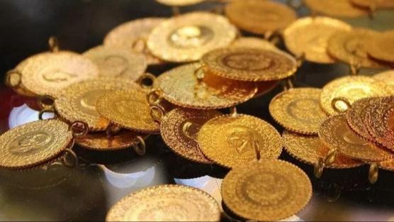 Altın fiyatlarında son durum: Çeyrek altın 612 lira oldu