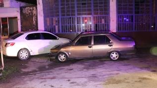 Düzce'de bir otomobile silahlı saldırı düzenlendi