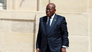 Gana Devlet Başkanı Nana Akuffo-Addo'dan Floyd için adalet çağrısı