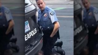 George Flyod'u öldüren polisin dosyası kabarık çıktı!