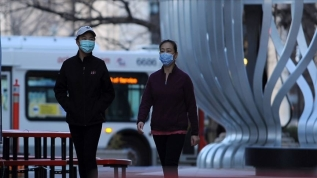 Kanada'da Kovid-19 nedeniyle ölenlerin sayısı 7 bin 380'e çıktı