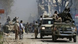 Libya'da çatışmalar sürüyor!
