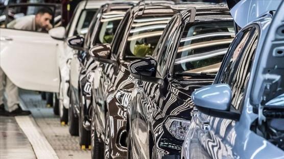 Mayıs ayında en fazla ihracatı otomotiv endüstrisi yaptı