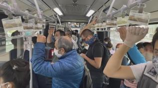Metrobüste yoğunluk başladı