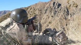 MSB'den flaş açıklama: 6 terörist etkisiz hale getirildi