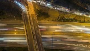 Radarla hız ve yük taşıyan araç denetimi