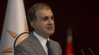 AK Partili Ömer Çelik'ten flaş çıkış: Irkçılık ve insanlık aynı yerde olmaz