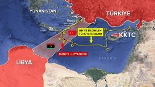 """Yunan'ın etekleri fena tutuştu! """"Türkler yeniden çiziyor"""""""