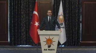 AK Parti Sözcüsü Çelik net konuştu: Hiçbir şekilde geçit vermeyeceğiz