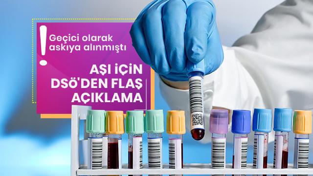 DSÖ Kovid-19 hastaları için 'hidroksiklorokin'in denemelerini tekrar başlatıyor