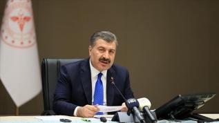 Koronavirüs sürecinde Sağlık Bakanı Fahrettin Koca en güvenilir bilgi kaynağı oldu