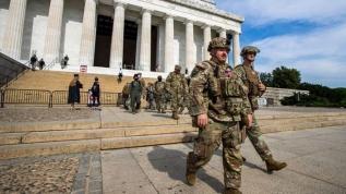 Pentagon, Washington yakınlarına konuşlandırdığı kuvvetleri geri çekiyor