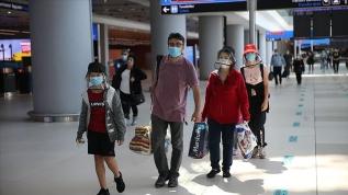 ABD'deki 295 Türk vatandaşı Chicago'dan yurda döndü