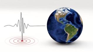 ABD'nin korkutan deprem!