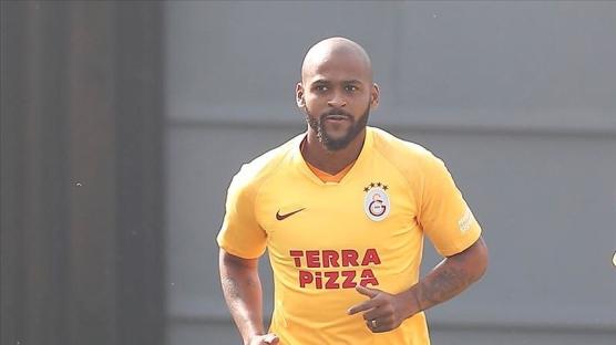 Galatasaraylı futbolcu antrenmanda sakatlandı