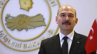 İçişleri Bakanı Soylu, AFAD'da brifing aldı