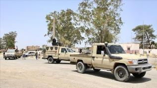 Libya ordusu kuşatmaya aldığı Terhune kentinde Hafter'e bağlı milis liderini yakaladı