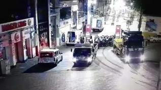 Maskesi düşen Ekrem İmamoğlu yönetimindeki İBB'den yeni bir skandal daha! Beyoğlu'ndaki ücretsiz maske dağıtımını engellediler