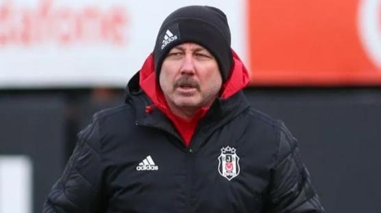 Sergen Yalçın'dan büyük fedakarlık! Beşiktaş yönetimi teşekkür etti