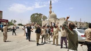 Trablus'un tamamını Hafter milislerinden kurtaran Libya ordusu, Terhune vilayetini kuşatıyor