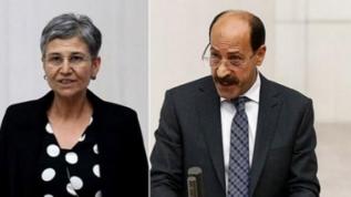 Haklarında yakalama kararı çıkarılan HDP'li Leyla Güven ve Musa Farisoğulları gözaltına alındı