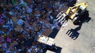 Atık ve geri dönüşüm sektörünün büyüklüğü 38 milyar liraya yaklaştı