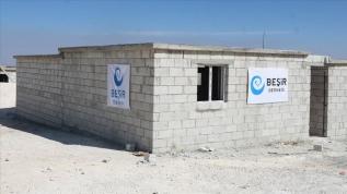 Beşir Derneğinden İdlib'de 7 bin 500 kişiye ev