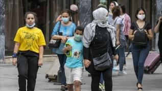 Dünya Sağlık Örgütünden ülkelere 'halka açık alanlarda maske takılsın' tavsiyesi