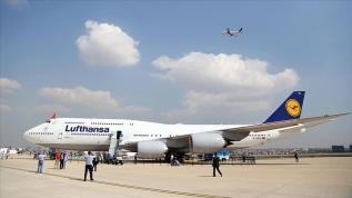 Lufthansa DAX endeksinden çıkarılıyor