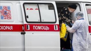 Rusya'da Kovid-19 vaka sayısı 450 bine dayandı