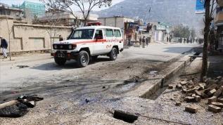 Afganistan'da bombalı saldırı: 11 polis hayatını kaybetti