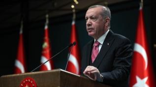 Başkan Erdoğan, Twitter üzerinden paylaştı: Çığır açacak eserlerin yükselişinin sevincini yaşıyoruz