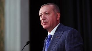 Başkan Erdoğan'dan, şehit ailesine başsağlığı