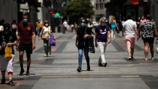 DSÖ'den hükümetlere tavsiye: Halka açık alanlarda maske takılsın