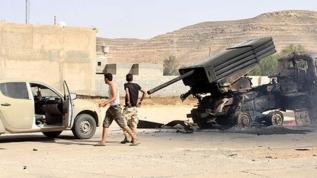 Libya ordusu Sirte kentini Hafter milislerinden geri aldı