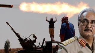 Büyük hezimet sonrası skandal Libya hamlesi!