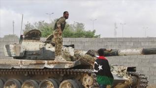 Libya'dan sıcak gelişme! Zafer Yolları harekatı başlatıldı