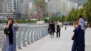 İran'da son 24 saatte koronavirüs kaynaklı 72 ölüm