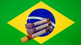 Koronavirüs nedeniyle son 24 saatte Brezilya'da 904 kişi öldü